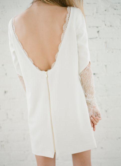Jagger - Collection civile 2015 de Rime Arodaky  photo @gregfinck   * Jaimemarobe.com * Votre robe de mariée est précieuse. Pour qu'elle reste aussi belle que dans vos souvenirs, préservez-la dans nos coffrets d'exception inspirés des techniques muséales
