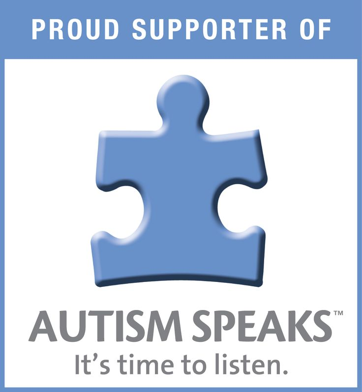 Support Autism Speaks....i love these peeps