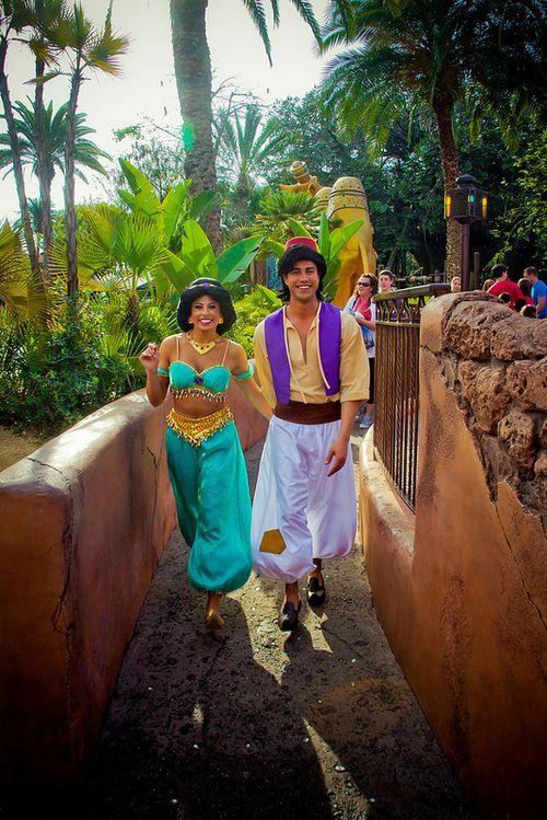 Jasmine and her prince