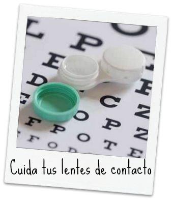 Consejos para ojos sanos con lentes de contacto