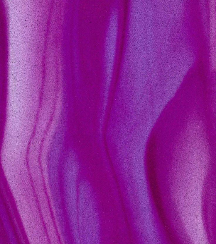 All That Glitters Fabric- Tie Die Satin Fog Foil Purples