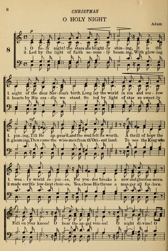Hymn Challenge #18:  O Holy Night  Words Written by:  Placide Cappeau  b.  October 25, 1808;  d.  August 8, 1877   Placide Cappeau was a Fre...