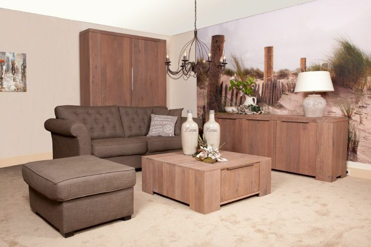 Compleet woonkamer interieur for for Compleet interieur