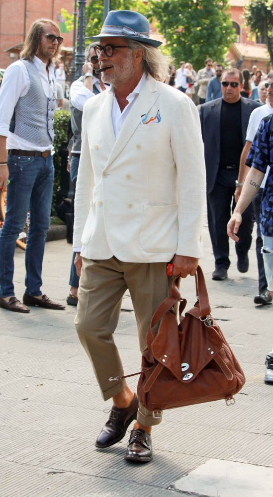 Street style Pitti Uomo 88 – Powered by Louis Purple – Ziua 1 - Stil Masculin .ro