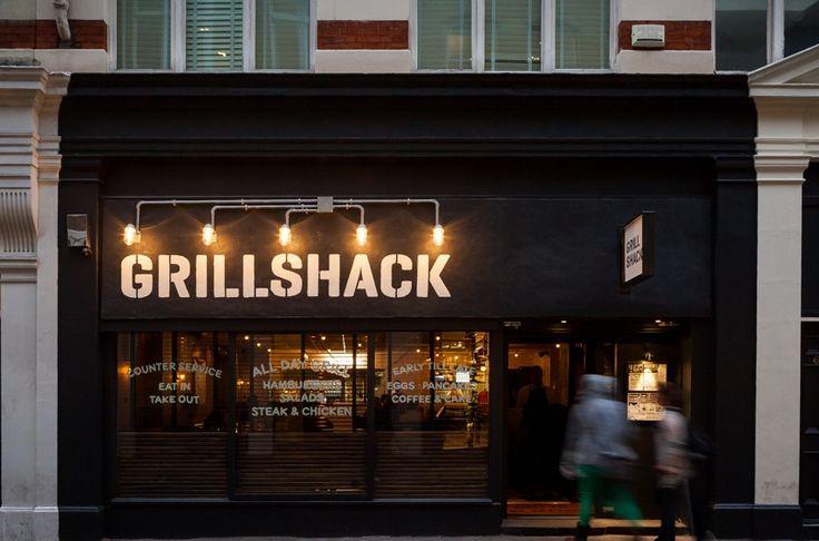 Grillshack - Just Opened London