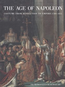 Free to download | The Age of Napoleon: Costume from Revolution to Empire, 1789–1815 | MetPublications | The Metropolitan Museum of Art