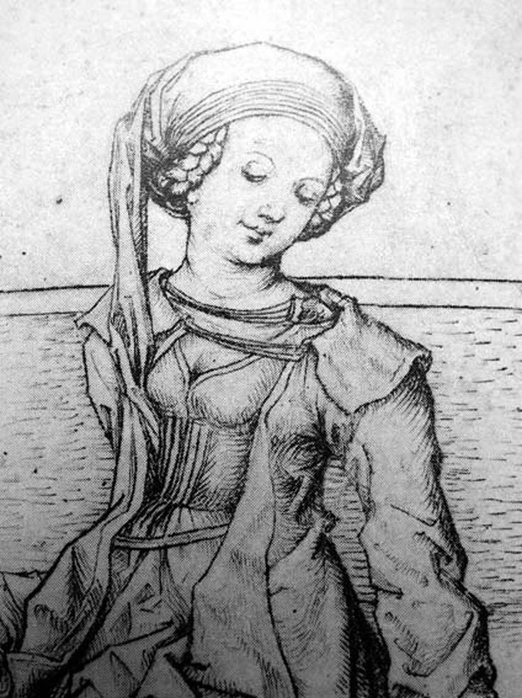 Durer Dress - It's imperative that I make one of these for my daughter.