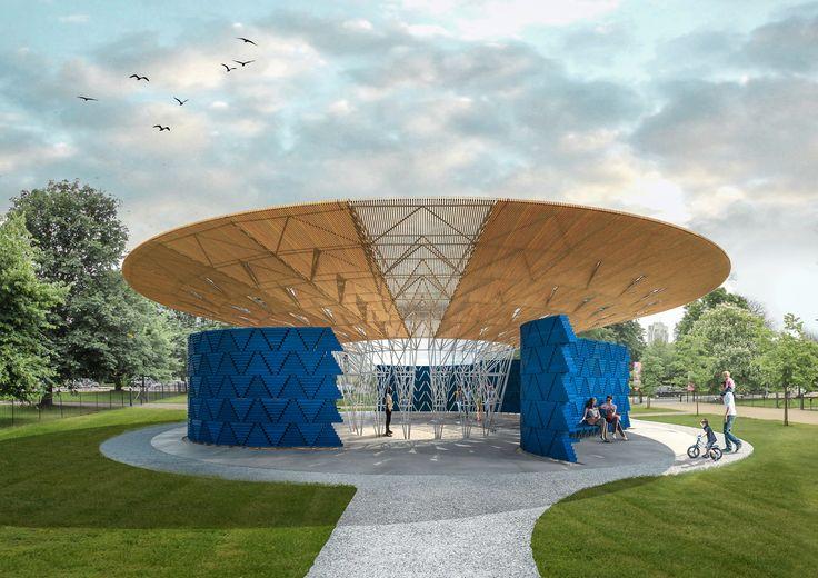 Gallery of Francis Kéré to Design 2017 Serpentine Pavilion – 2