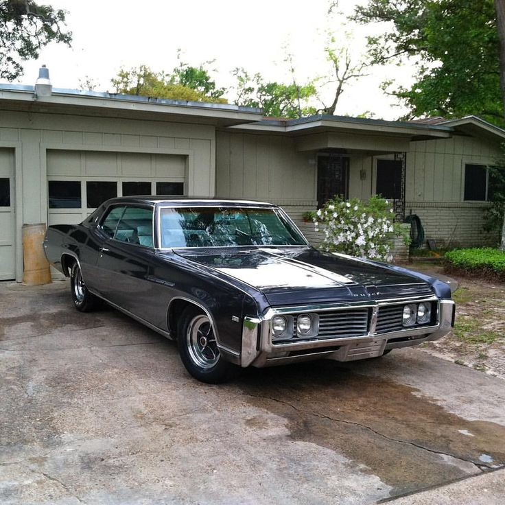 1969 Buick Electra 225 For Sale: 126 Best Buick 1969-70 Full-size Images On Pinterest
