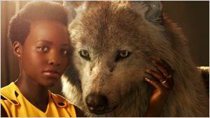 'El libro de la selva': Los actores posan junto a sus personajes de la película de acción real de Disney