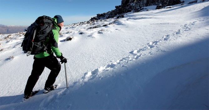 A guide to essential winter hiking gear