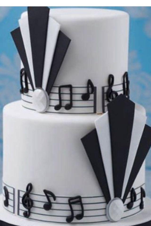 Musikk kake