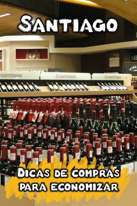 57fe9789a Um guia com roteiro e dicas de compras em Santiago. Saiba o que comprar no