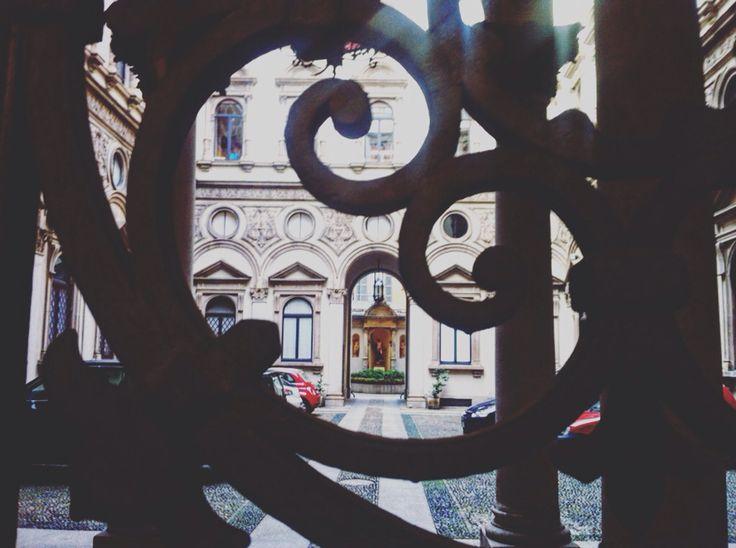 Закоулки Милана