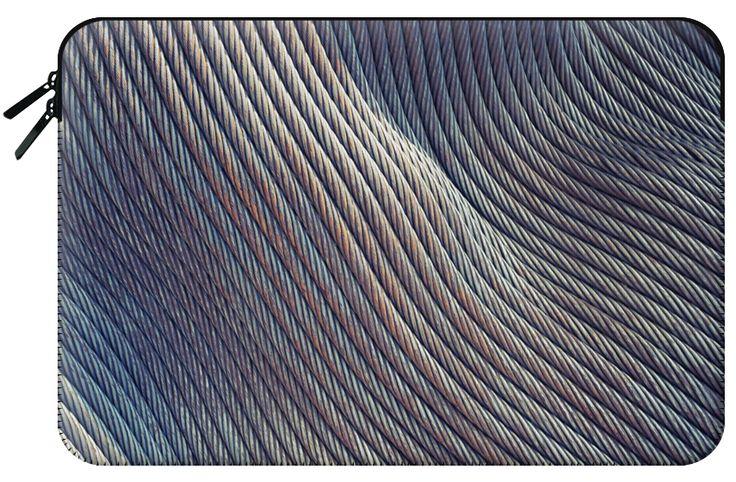 Casetify Macbook 12 Funda para Macbook - Fabric Distortion MP by Daniac #Casetify