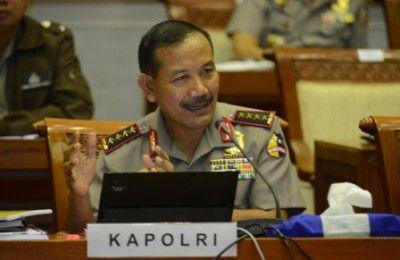 "Semalam, Kapolri Jenderal Badrodin Terima Penghargaan ""PWI Jatim Award 2016"""