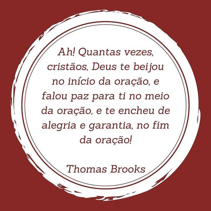 Thomas Brooks. ( 1608-1680)