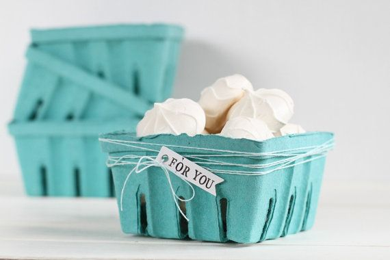 24 Quart size Berry Baskets by FancyThatLoved on Etsy