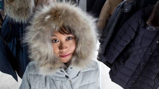 Smaller companies don't have the resources to fight counterfeit fashion, says Janet Han, founder of Wild North, which sells jackets for $600 to $2,700