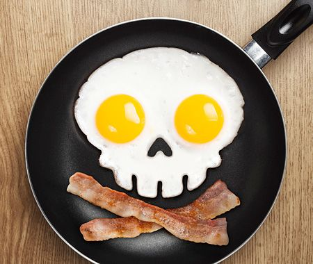 Are you planning to have any Halloween themed food tonight? Here's an idea.   Did you know DFI coatings are like the Teflon coating on the non-stick cooking pan, except they are designed for glass, tile, granite, porcelain, and most other silica-based surfaces?  Visit www.DFIsolutions.com to learn more about DFI's low maintenance coatings and related products. Or email us at info@diamonfusion.com.