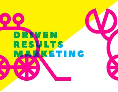 """Check out my @Behance project: """"Driven Results — Brand Identity"""" https://www.behance.net/gallery/50390893/Driven-Results-Brand-Identity"""