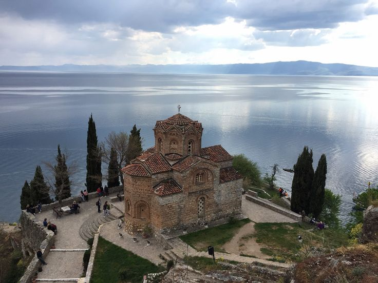 https://flic.kr/p/SKANrW | Churchof Saint John the Theologian, Kaneo (Ohrid) • (Свети Јован Канео)