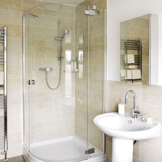 Classic small bathroom | Bathroom ideas | Image | housetohome.co.uk