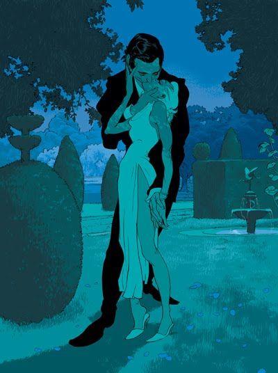 Illustrious: Kiss Me / Tomer Hanuka