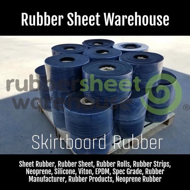 Rubber Sheet Warehouse In Stock And Ready To Ship Outstanding Durability Wear And Corrosion Protection Skirting Sheeting Rubber Warehouse Rubber Rolls