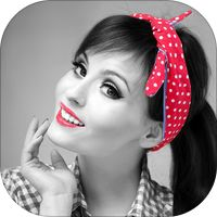 Selective Color Effect - Photo Editor with Black & White and Grayscale Splash Effects App by TwinBit Ltd