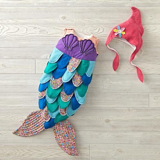 Mermaid Baby Costume   The Land of Nod