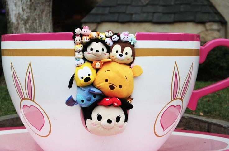 Help! We're Addicted to Tsum Tsum!   Silly   Oh My Disney