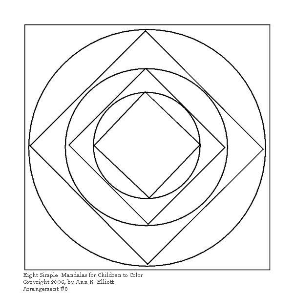 mandala disegnare - Cerca con Google