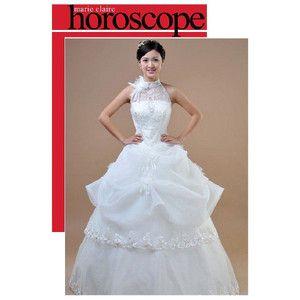 ウェディングドレス 二次会 ロングドレス ウエディングドレスパーティードレス ノースリーブドレス 花嫁 HS57