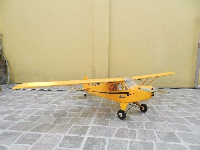 Piper J3 Cub Scale