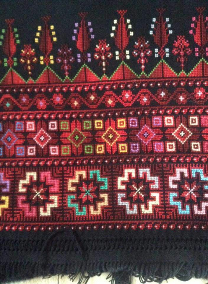 Stitch scarf