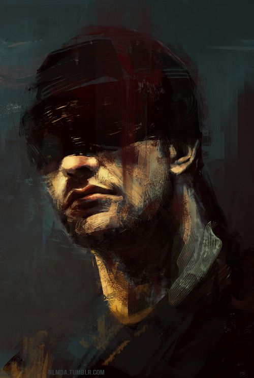 my artwork Marvel Charlie Cox Daredevil Matt Murdock netflix ...
