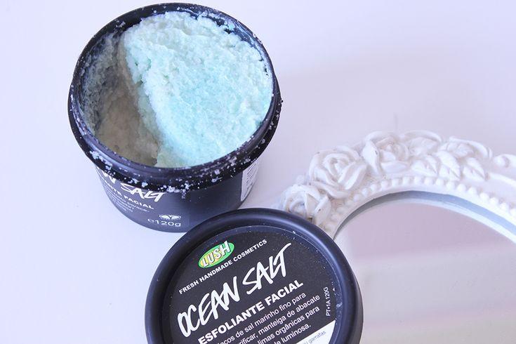 Esfoliante Lush Ocean Salt