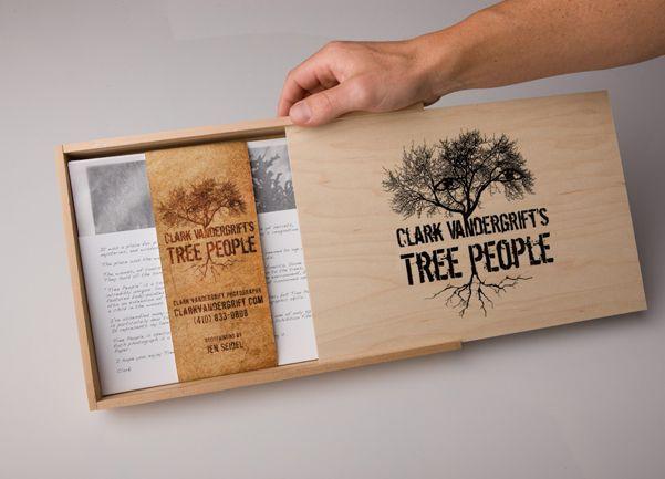 Package / Clark Vandergrits