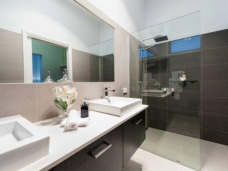 Interior style ideas - bathroom colour scheme