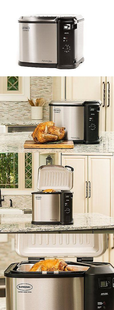 Deep Fryers 20674: Openbox Butterball Xl Indoor Electric Turkey Fryer, 20 Lbs -> BUY IT NOW ONLY: $72.12 on eBay!