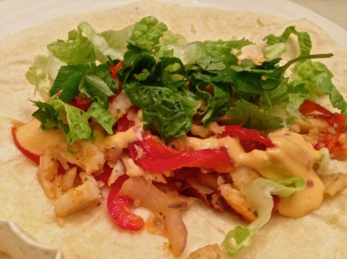 19 best ibs recipes and tips images on pinterest ibs for Fish taco aioli