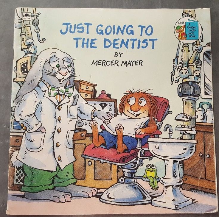Just Going To The Dentist By Mercer Mayer (2001, Paperback