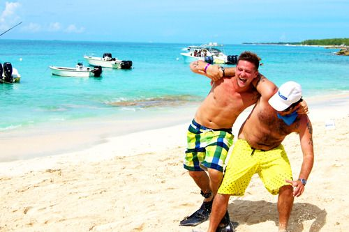 Why The Bahamas is the Ultimate Bachelor Party Destination http://www.sandytoesbahamas.com/bahamas-ultimate-bachelor-party-destination/