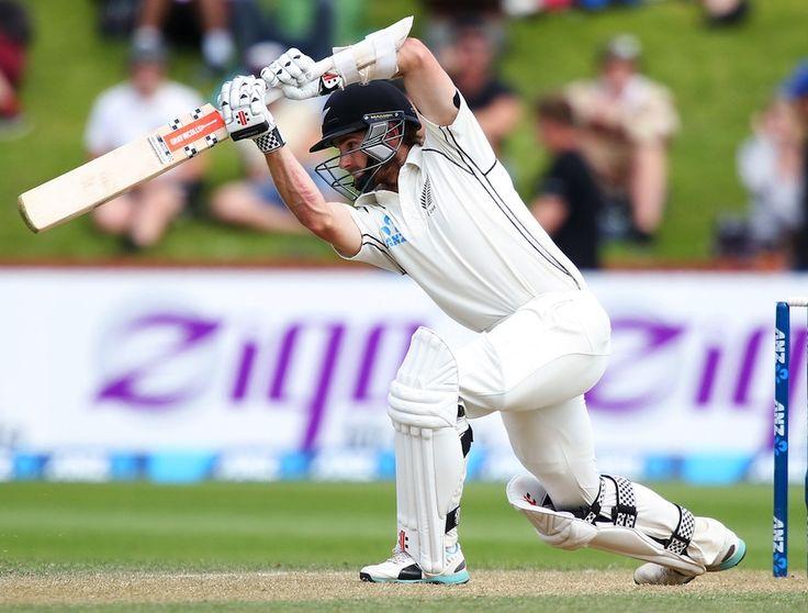 Kane Williamson helps New Zealand fight back against Sri Lanka