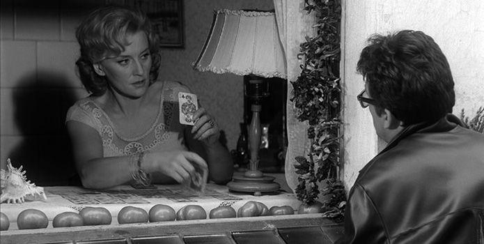 Film still from JUMP / Salto (Tadeusz Konwicki, Poland, 1965)