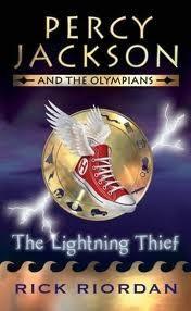 The Lightning Thief by Rick Riordan, BookLikes.com #books