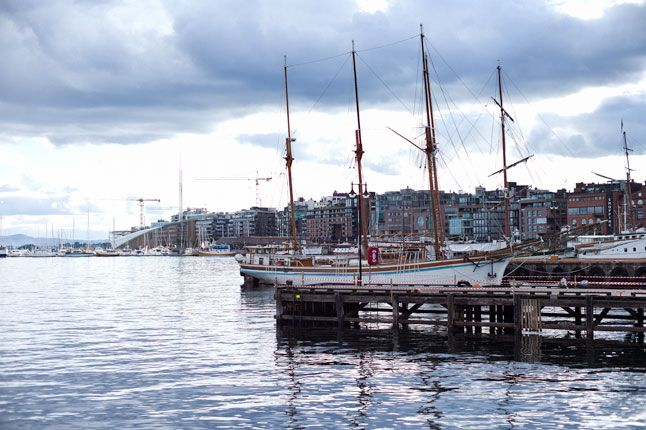 Oslo, Norway Is One Heckuva Place to Spend the Summer — bonappetit.comBonappetit Com, Oslo Norway, Enjoy Your Meal, Bon Appetit, Cup Of Coffee, Coffee Money, Cities Guide, Heckuva Places, City Guides