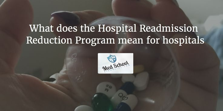 The Hospital Readmission Reduction Program was an addition made to thesocial security actby the Affordable Care Act establishing a penalty for hospitals.