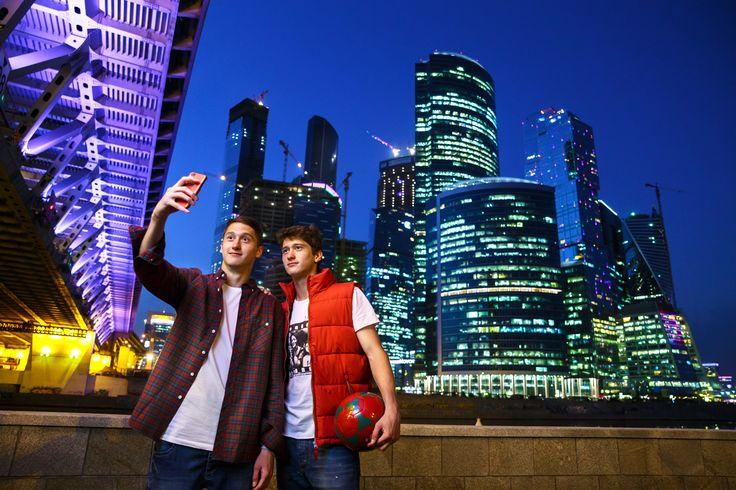 Moscow. Twins. Brothers. Football players. Lokomotiv.